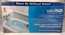 waterBOB Emergency Drinking Water Storage (100 Gallons) New In Box Sealed