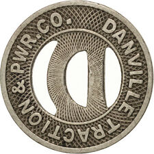 [#410851] United States, Token, Danville Traction & Power Company