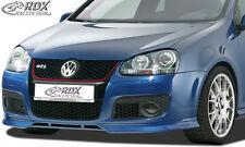 RDX SPOILER ANTERIORE VW GOLF 5 GTI GTD GT Spoiler Labbro Approccio FRONT anteriore allo stato puro ABS