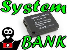 Batteria POTENZIATA DMW-BLD10E DMW-BLD10 PANASONIC DMC-G3 DMC-GF2