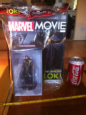 Loki Hand Painted Figureine Model Statue Marvel Movie Collection New Sealed