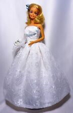 OOAK Barbie Bride Series 2 Doll & Outfit