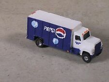 N Scale 2002 Ford Pepsii Soda Delivery Truck