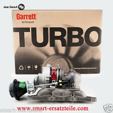 Turbocompresor Smart 450 & 452 Brabus 698ccm 101 CV a1600961199/743317-5001sn