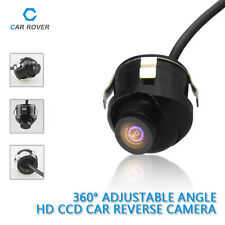 Universal Car Parking Backup Reverse Camera HD Sony CCD 360° Rotation Night View