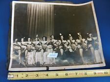 ROCKETTES from Radio City Music Hall 1950's ##ACTUAL PHOTO##