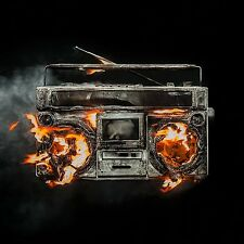 GREEN DAY 'REVOLUTION RADIO' CD (2016)