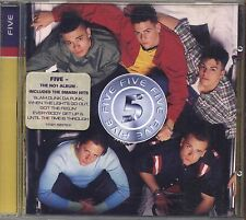 FIVE - Omonimo - TAKE THAT CD 1998 NEAR MINT CONDITION