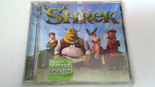 "ORIGINAL SOUNDTRACK ""SHREK"" CD 13 TRACKS BANDA SONORA OST BSO"