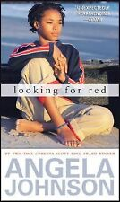 Looking for Red - New - Johnson, Angela - Paperback