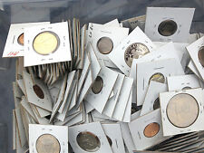 SUPER WHOLESALE MEGA LOT OF U.S.A. PROOF COINS  - 300 COINS - ALL DENOMINATIONS