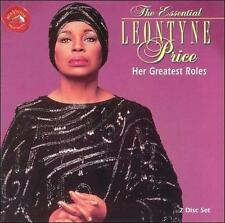 The Essential Leontyne Price: Her Greatest Roles