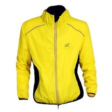 Softshell Wind Stoper Coat Road Bike Bicycle Cycling Jacket Rain Top Full Sleeve