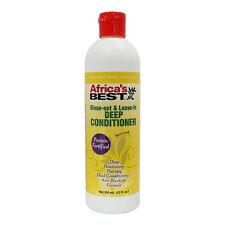 Africa's Best Rinse-Out & Leave-In Deep Conditioner Protein Fortified 12 fl oz