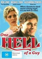 ONE HELL OF A GUY - ROB LOWE MICHAEL YORK COMEDY NEW DVD MOVIE SEALED