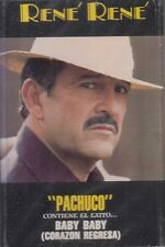 Rene Rene Pachuco Cassette New Sealed