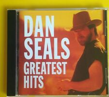 Dan Seals Greatest Hits CD NEW Country Love On Arrival/Addicted/Good Times++