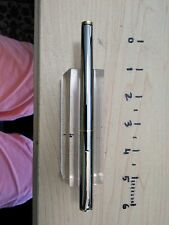 Sheaffer Fashion rollerball pen gun metal