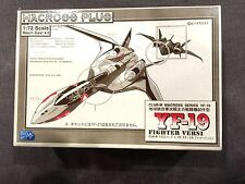 Macross Plus YF-19 Valkyrie Fighter Resin Official Club M kit 1/72 Robotech
