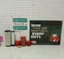 NEW HOLLAND TC30 w/Shibaura 1.5L Eng. TRACTOR FILTER KIT