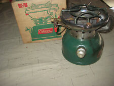 Coleman Stove 502-700 camping stove with original box