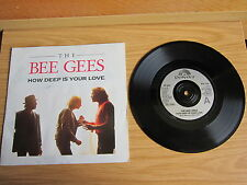 "The Bee Gees - How Deep Is Your Love - Too Much Heaven - Single - 7"" - 1215"