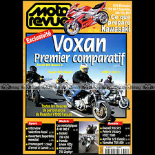 MOTO REVUE N°3321 HONDA CB SEVEN FIFTY ROSSI POLARIS VICTORY V92C BMW R 1100 R
