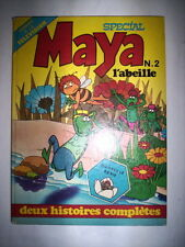 SPECIAL MAYA L'ABEILLE N°2 / DEUX HISTOIRES COMPLETES