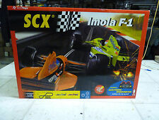 IMOLA Arrows & Minardi F-1 GP SCX TECNITOYS Scalextric 80460 1/32 Slot Car Set