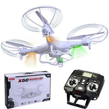 Syma X5C Explorers 2.4G 4CH  6-Axis Gyro RC Quadcopter with HD Camera RTF N