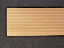 "Lap Siding 3/8"" MDF 7336 miniature Houseworks 1pc  24"" long 1/12 scale"