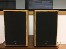 JBL 2500 speakers with TITANIUM TWEETERS