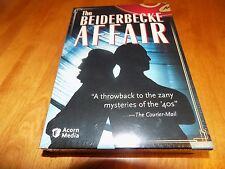 BEIDERBECKE AFFAIR James Bolam British Mystery TV Television Series DVD SET NEW
