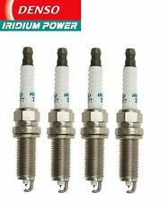 NEW Set of 4 Spark Plugs OEM Iridium TT IXEH20TT / 4711 fits Nissan Altima