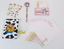 Girl's Diary Fun Set w/Matching Stationery & Stickers ~ Jessie From Toy Story 2
