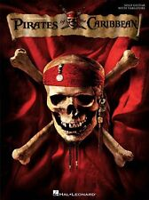 Pirates Of The Caribbean Solo Guitar Learn to Play Film Movie Music TAB Book