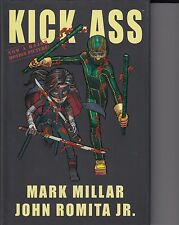 KICK-ASS   Graphic Novel.... NM...Mark Millar/John Romita Jr..2010..Bargain!
