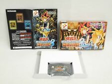 YUGIOH DUEL MONSTERS 8 GOOD Condition Game Boy Advance Nintendo Japan Game gba