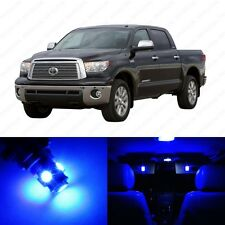 8 x Ultra Blue LED Interior Lights Package For 2000 - 2004 Toyota Tundra