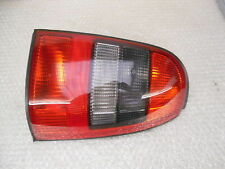 VAUXHALL VECTRA B DRIVER SIDE REAR LAMP GENUINE NEW