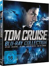 TOM CRUISE BLU-RAY Collection (5 Filme auf 5 Blu-ray Discs) NEU+OVP