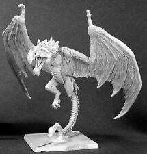 Wyvern Overlords Monster Reaper Miniatures Warlord Dragon Drake Winged Melee