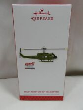 2013 Hallmark Keepsake Ornament Bell Huey UH-1D Helicopter