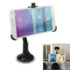 Car Windshield Suction Cup Mount Rotated Stand Holder For Samsung Galaxy Note 4