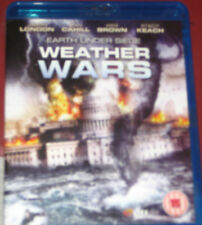 Weather Wars (Blu - Ray), Jason London, Erin Cahill, Wes Brown, Stacy Keach