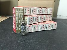 Lot of 16 NOS General Electric 6BH6 tubes for Marantz 8B No Reserve!!