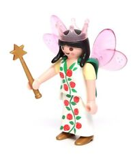 Playmobil Figure Fairy Tale Queen w/ Wings Crown Wand 4199 5623 5872