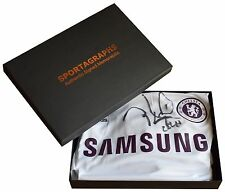 Petr Cech SIGNED Chelsea Goalkeeper Shirt & Gift Box BNWT Football New AFTAL COA