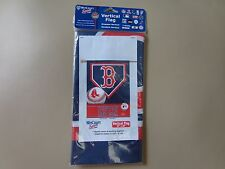 MLB Boston Red Sox Flag / Banner 27 by 37 Size  NEW In Bag !!!
