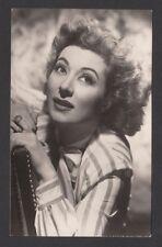 Greer Garson Vintage 1950s Movie Film Star PostCard  Look!